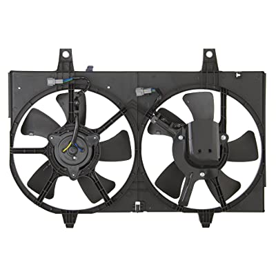 Spectra Premium CF23001 Dual Radiator Fan Assembly: Automotive