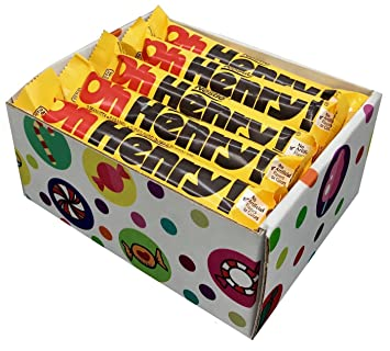ca9f3d261890b5 Amazon.com   Oh Henry Candy Bars (Pack of 16) By CandyLab   Grocery ...