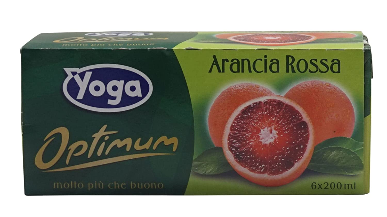Amazon.com : Yoga: Optimum Blood Orange Drink, Brick Pack of ...
