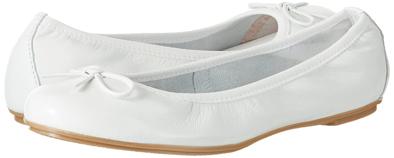 MARCO TOZZI Ballerinas Mädchen 42403 Geschlossene Ballerinas TOZZI Weiß (Weiß 100) a620a6