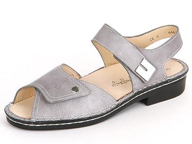 Finn Comfort Luxor 02408-503150 Damen Sandale Komfort