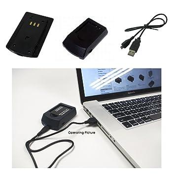 Power Smart® 5 V (Entrada) USB cargador para Toshiba Camileo ...