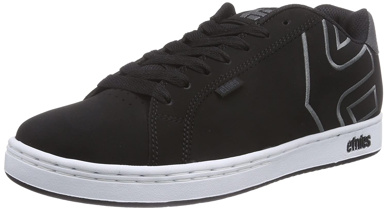 Etnies Fader Skate Shoe 7 D(M) US|Black/White/Grey