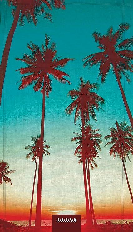 Bubel Miami Beach Toalla Técnica Microfibra, 175x95x0.03 cm