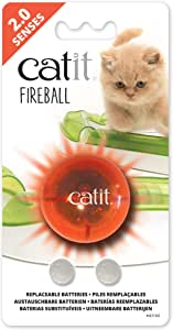 Catit 43160 Fireball with ROHS, Red