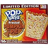 Kellogg's, Pop Tarts, Pumpkin Pie, Limited Edition, 16-Count, 28.2oz Box