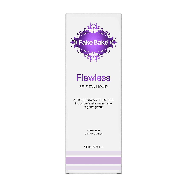 Fake Bake Flawless Self-Tanning Liquid Spray 6 oz (Pack of 2)
