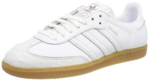adidas samba blanc femme