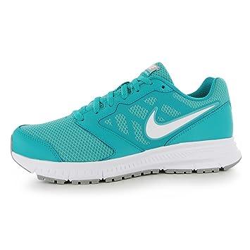 info for a9811 705c0 Nike Downshifter 6 Laufschuhe Damen GrünWeiß Fitness Trainer Sneakers, grün weiß