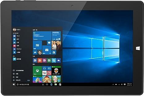 CHUWI Hi10 Tablet PC Pantalla de 10.1 Pulgadas 4GB RAM+64GB ROM 1920*1200 HD Resolution WiFi Dual Cámara 2.0MP Windows10 Android 5.1 Bluetooth 4.0 ...