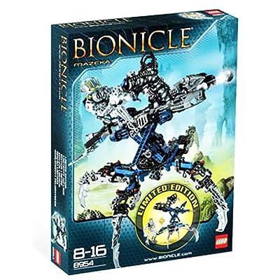 Lego Bionicle Mazeka Limited Edition Vehicle Set 8954: Toys & Games