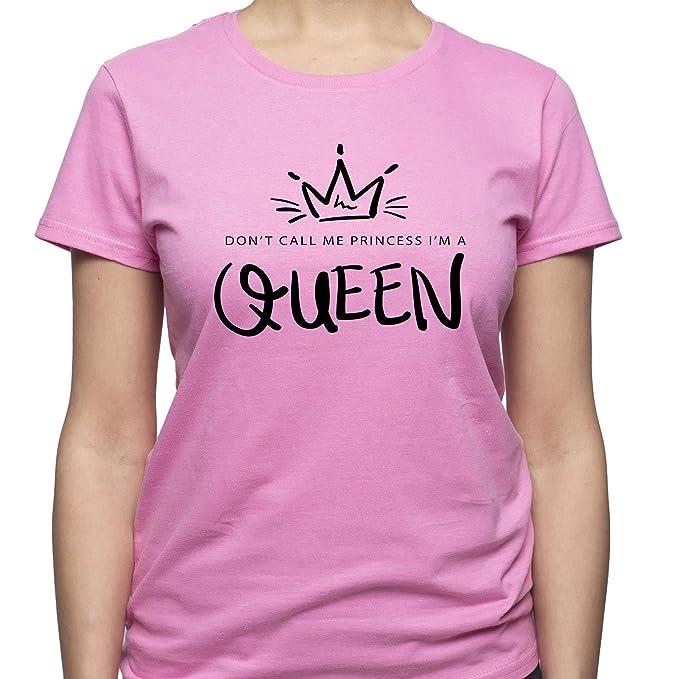 f890112d0 Queen I'm A Dream Eugine Call Mujer Camiseta Me Princess Don't Para xF7FAqRS