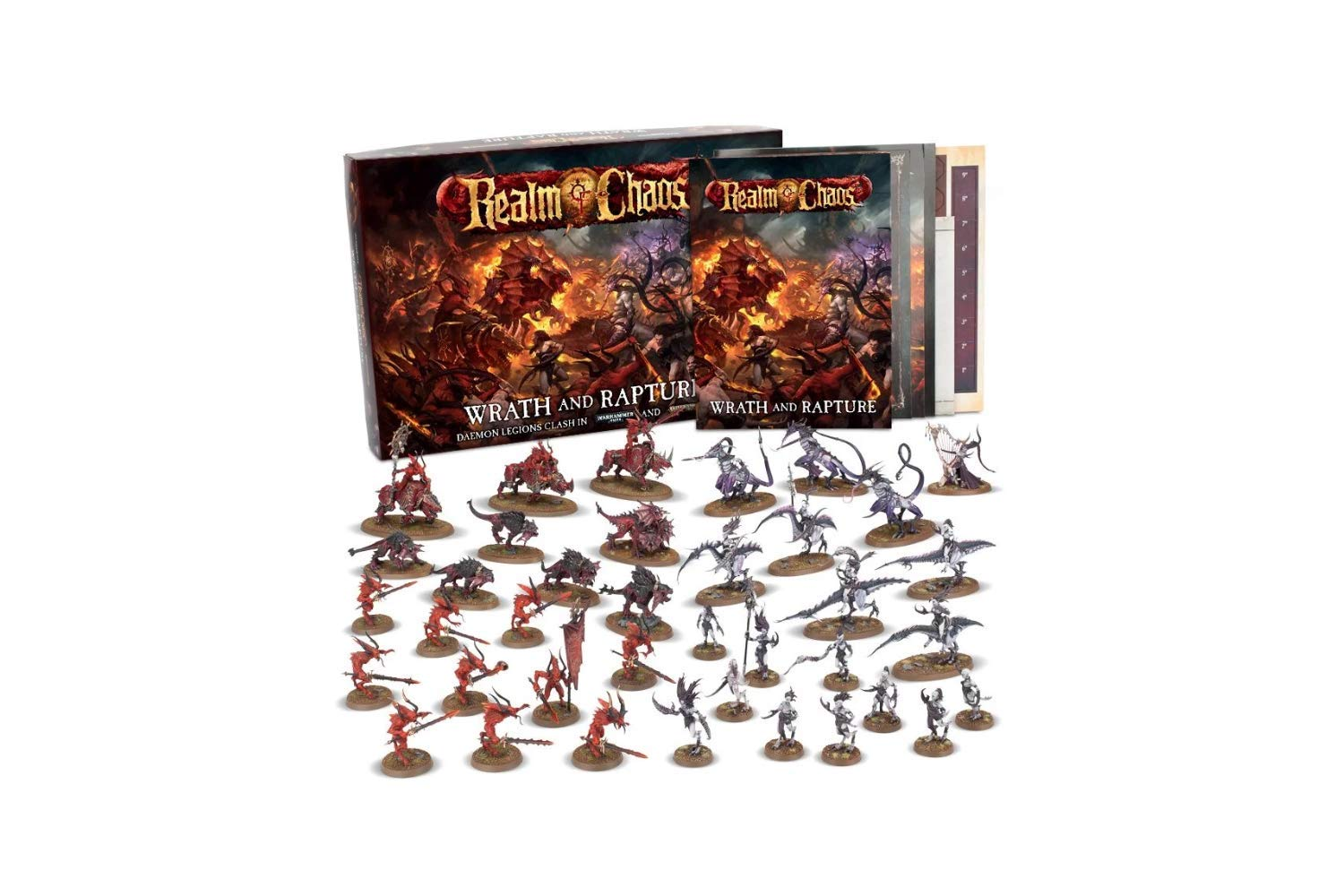 English Realm of Chaos Wrath and Rapture