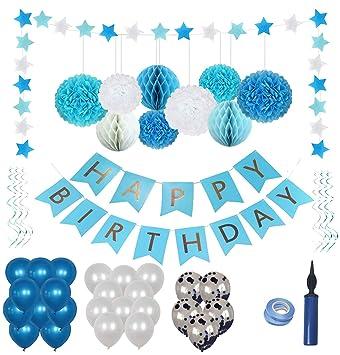 Geburtstagsdeko Jungen Junge Kindergeburtstag Deko Geburtstag
