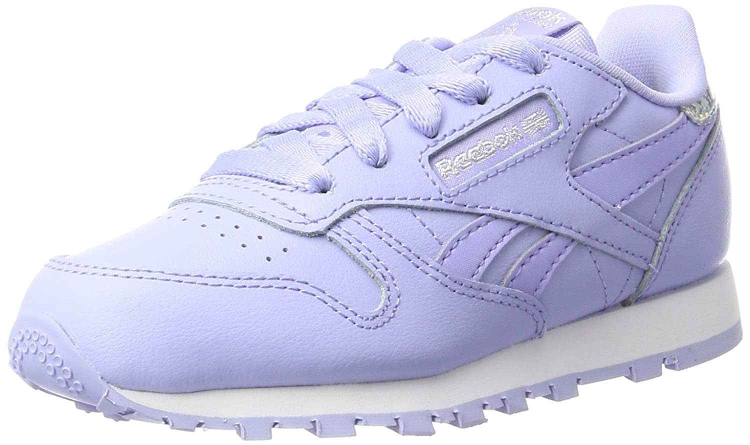 bs8972 uk size 5 pink reebok classic trainers
