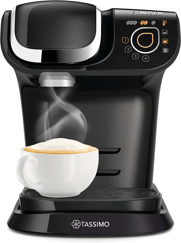 1300 W Bosch TASSIMO My Way 2 TAS6507GB Coffee Machine Cream 1.3 Litres