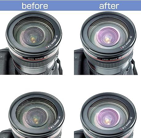 Kit de limpieza de cámaras, kit de limpieza de lente de Bedee SLR ...