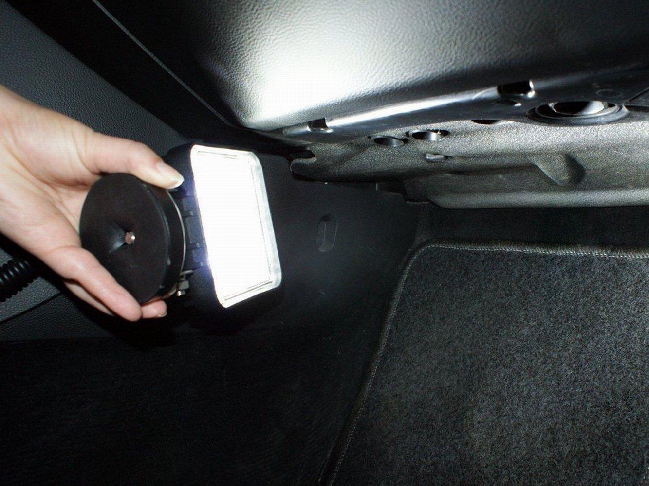 ATV UTV SAILUN 15W LED Luces de trabajo Luces adicionales Luz de trabajo Proyector Offroad Faros 12V 24V Con base magn/ética Para SUV