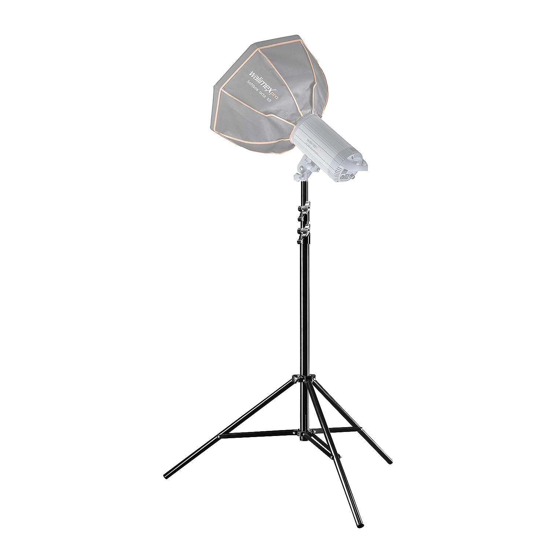 Walimex Pro Tr/épied pour Lampe WT-806 256/cm capacit/é de Charge Max. env. 6/kg, Sac de Transport INCL.