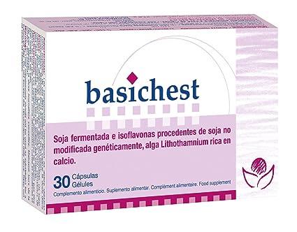 Bioserum Laboratorios Basichest - 30 Cápsulas