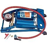 Draper 25996 Double-Cylinder Foot Pump