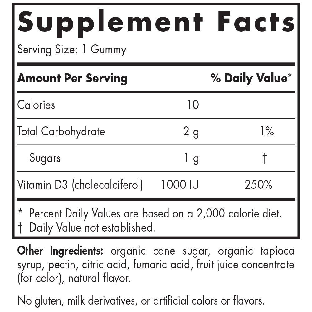 Nordic Naturals - Baya salvaje IU de la vitamina D3 1000 ...