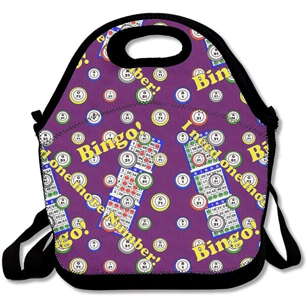Bingo Handbag Custom For Men by matthewwei