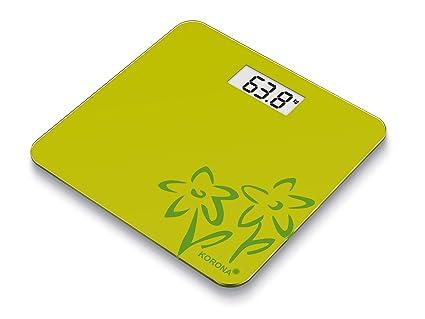 Korona 74895 Gisa - Báscula de baño, color verde