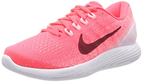 388b9805aa800 NIKE Women s WMNS Lunarglide 9 Running Shoes  Amazon.co.uk  Shoes   Bags