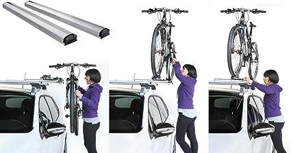 Fix & Slide deslizante Sistema de barras para baca barras Bike ...