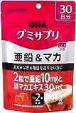 UHAグミサプリ 亜鉛&マカ コーラ味 スタンドパウチ 60粒 30日分