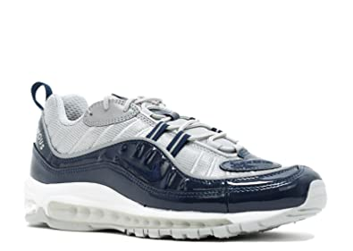 newest 510f4 8bd29 Amazon.com | Nike Air Max 98/Supreme - 10