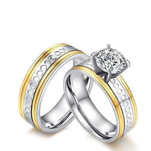 Anillos de matrimonio civil