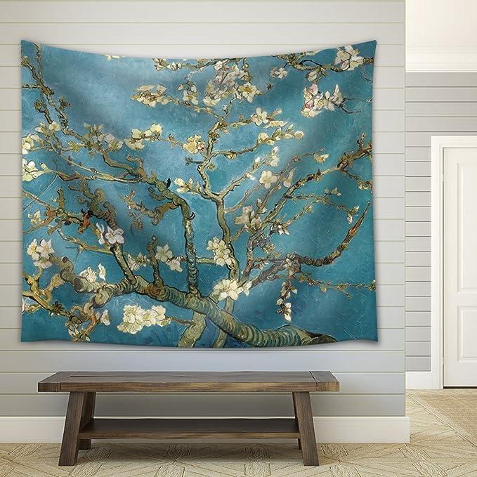 3 opinioni per GT06, arazzo con foglie di palma tropicale, coperta per divano. Tessuto in