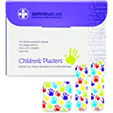 Reliance Medical infantil Dependaplast washproof tiritas de carácter en varios colores