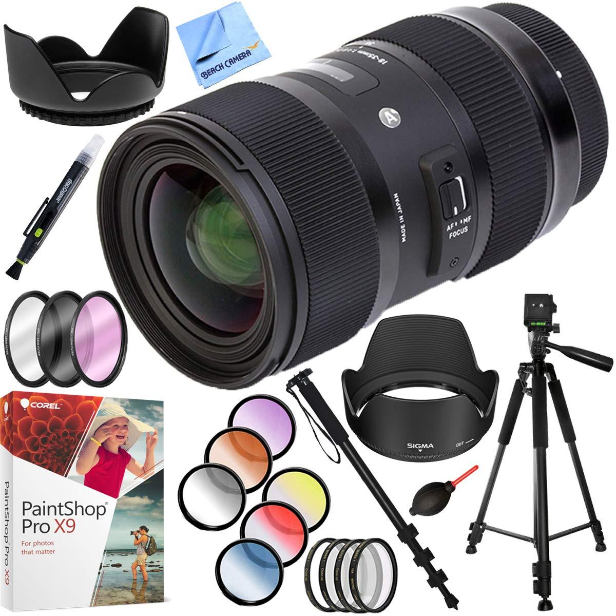 Amazon com: Sigma AF 18-35MM F/1 8 DC HSM ART Lens for Nikon