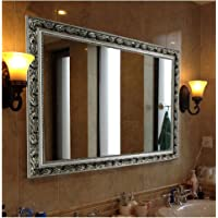Hans&Alice Rectangular Wall Mounted Mirror