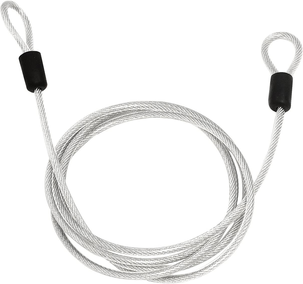 Bicycle Lock Flexible Security Cable Outdoor Sport Travel Wire Portable