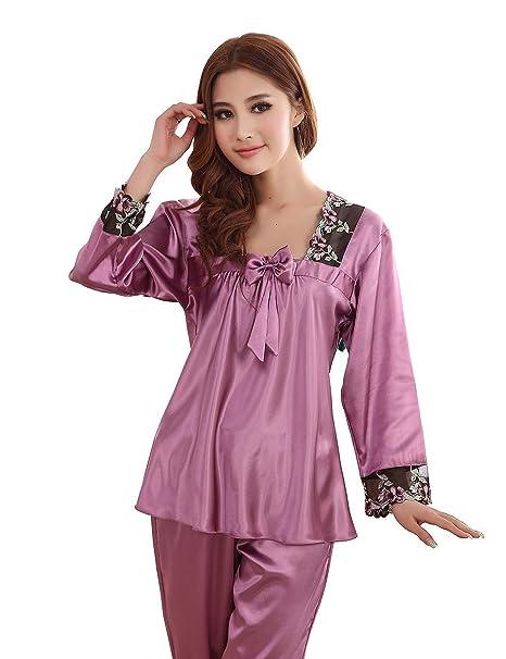 TieNew Camisones mujer sexy y elegante picardías babydoll conjuntos Batas y kimonos,Mujer sexy y