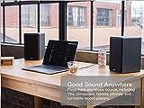 Micca PB42X Powered Bookshelf Speakers with
