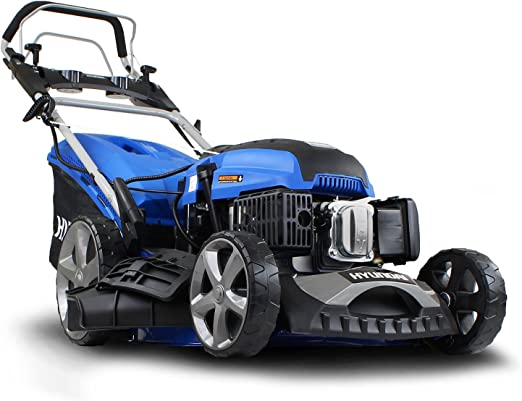 Hyundai HYM510SPEc Self Propelled Petrol Lawn Mower-Top Pick - Best Petrol Lawn Mower UK