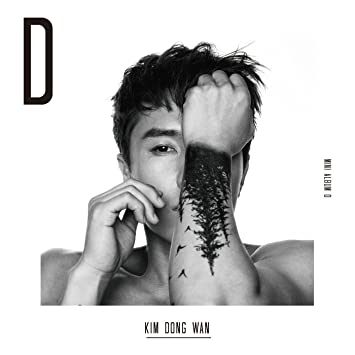 Kim Dong Wan - KIM DONG WAN SHINHWA - D (1st Mini Album) CD