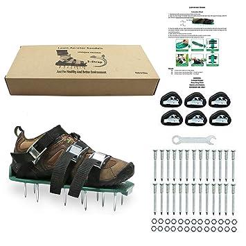 ea57ba7dd1f Chaussures d a eacute ration de gazon pour Sandales  agrave  pointes  r eacute sistantes