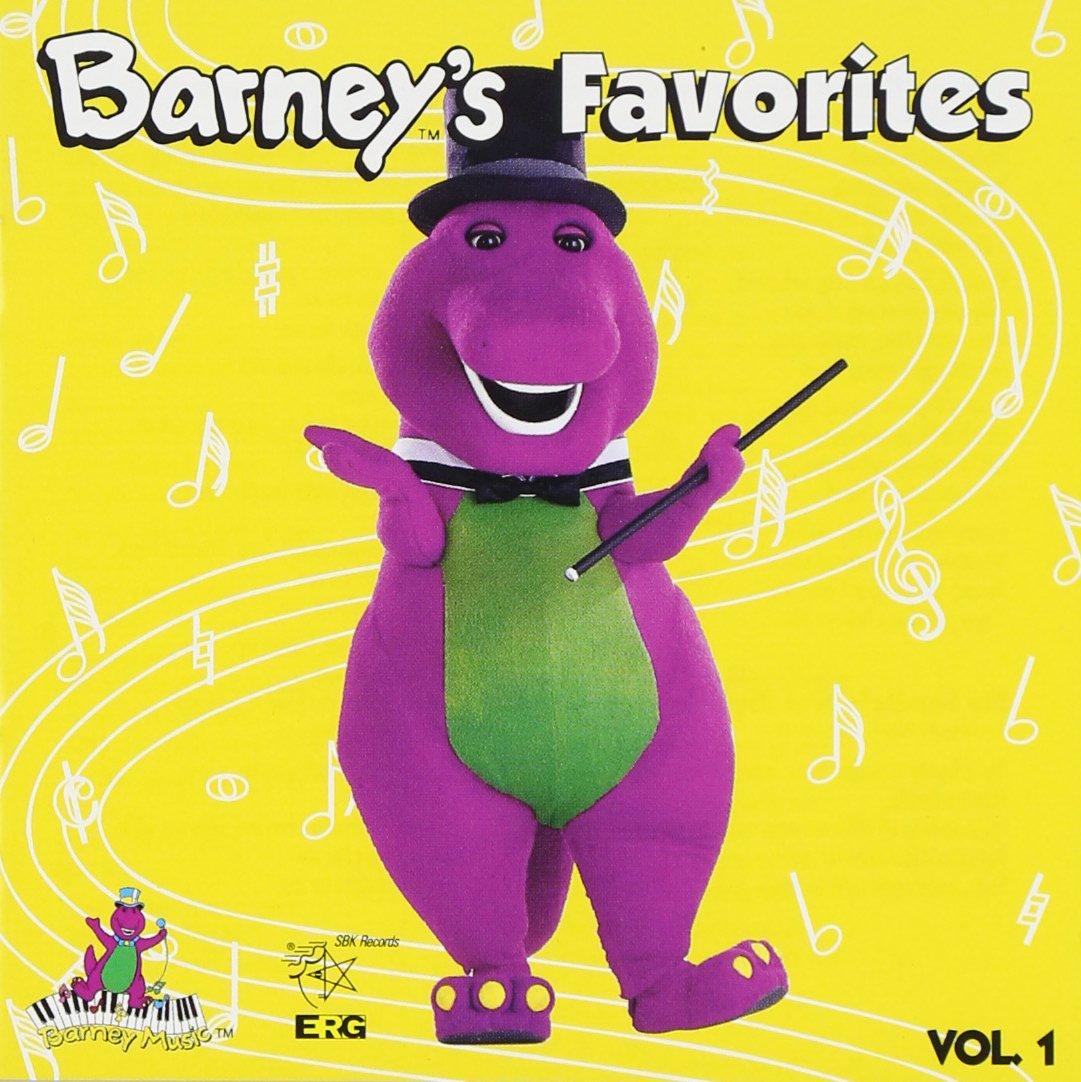 Barney - Barney\'s Favorites Vol. 1 - Amazon.com Music