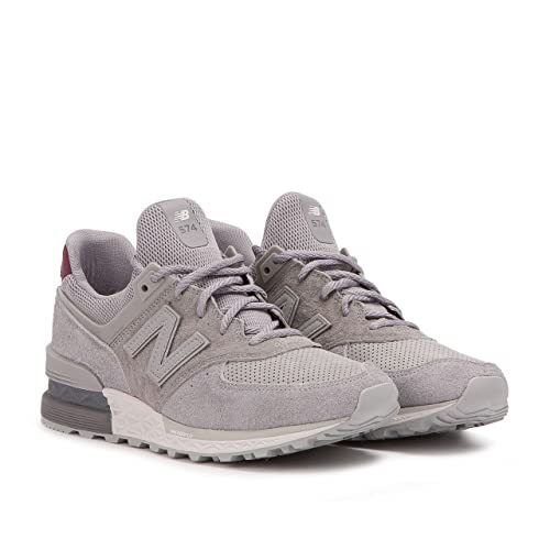 1577765dcf New Balance 574 Sport Peaks to Street Grigia Uomo Scarpa Scarpe MS574OF  Men's