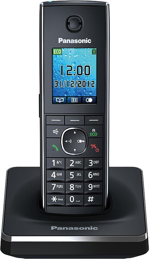 Panasonic KX-TG8551 - Teléfono Digital DECT, Con Pantalla en Color TFT de Alta Resolucion (importado): Panasonic: Amazon.es: Electrónica