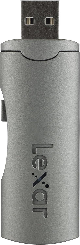 Lexar Echo SE 64 GB USB 2.0 Backup Drive LEHSE64GBSBNA