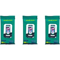 Clorox Disinfecting Wipes Fresh Scent On The Go Travel Resealable Convenient Size, 3-pk