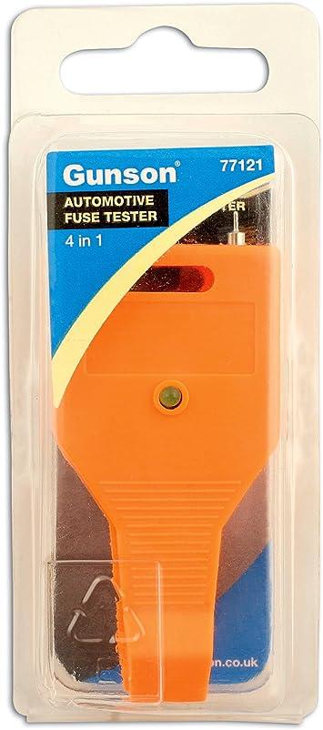 Gunson 77121 Automobile Fusible Testeur 4 IN 1