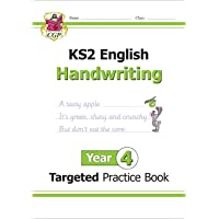 KS2 English Targeted Practice Book: Handwriting - Year 4